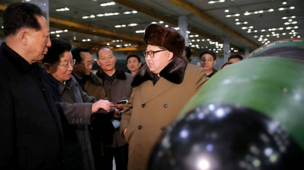 North Korea calls U.S. terror relisting 'serious provocation' and vows to continue building up 'treasured nuclear sword'