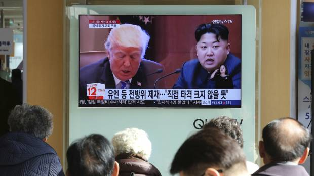 U.S. issues new sanctions on North Korea ships and Chinese traders