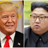 U.S. President Donald Trump and North Korean leader Kim Jong Un have traded insults, with the American leader on Sunday alluding to Kim as being 'short and fat.' | REUTERS / KCNA/ VIA REUTERS
