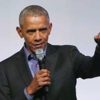 Obama re-emerges on global stage with trip to China, India and France