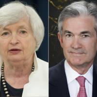 Trump said to pick Jerome Powell as Fed chairman, replacing Janet Yellen