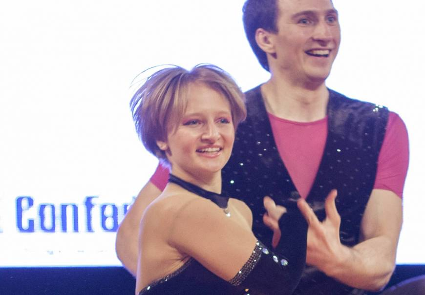 Dance official confirms identity of Putin's daughter, later withdraws comments