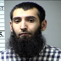 Accused Islamic State-inspired killer of eight in NYC bike path attack gets 22-count indictment