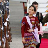 Myanmar's Suu Kyi now benefits from Southeast Asia's silence