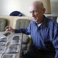 Massachusetts WWII vet, 90, to get Moroccan award he earned decades ago for fighting fire