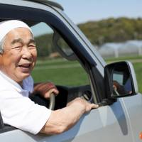 Some 30,000 elderly drivers in Japan show signs of dementia
