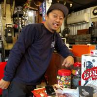 Yosuke Fukuda, who sells and customizes American cars, says the more modifications are made to the car, the better.   ANDREW MCKIRDY