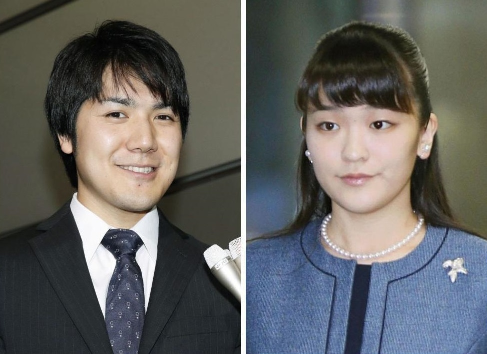 Princess Mako and Kei Komuro will be formally engaged in a traditional court ceremony on March 4, according to an Imperial Household Agency source.   KYODO