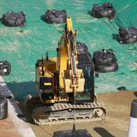 Disposal of low-level radioactive waste from Fukushima crisis begins