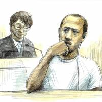 Former U.S. base worker, on trial for rape and murder of Okinawa woman, denies intent to kill