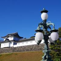 Imperial Palace's Inui Street to be opened on Dec. 2-10