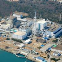 Japan Atomic Power Co. on Friday filed an application to extend the operation of the only reactor at the Tokai No. 2 nuclear power plant beyond its 40-year service period. | KYODO