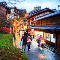 The number of foreign visitors to Japan this year has set a new record, according to the government. | ISTOCK