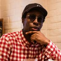 The consummation of cool is a funny business for comedian Ike Nwala