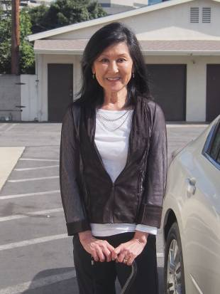 Sandy Toshiyuki grew up in Sawtelle.