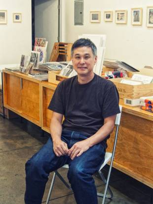 Eric Nakamura is the founder of the Giant Robot store and GR2 gallery.