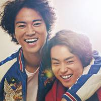 A fool among us: Kenta Kiritani (left) and Masaki Suda tackle the ups and downs of Japanese comedy in 'Spark.' | © 2017 'SPARK' FILM PARTNERS