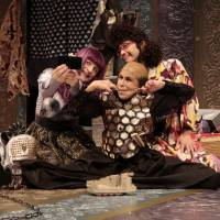 A 2010 play by Hideki Noda gets wry extra twists of English humor in 'One Green Bottle'
