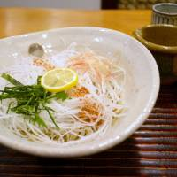 Imose: An oasis where the soba's worth the wait