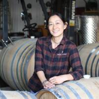 Whirlwind wine romance led to a brand of her own