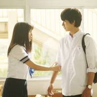 On the case: Teenage sleuths investigate a mystery in 'Hyouka.' | © 2017 'HYOUKA' FILM PARTNERS