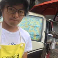 Hiroyuki Shimizu: Tasty tips from a mobile deep-fried chicken cook