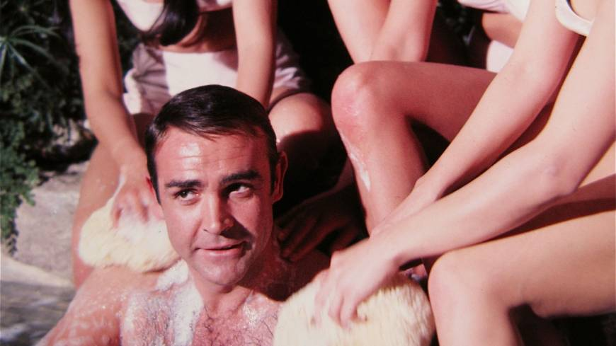 Japan is seen through a lens warily in 'You Only Live Twice,' James Bond's sole sojourn to Tokyo