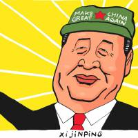 What does China's 'chairman of everything' want?
