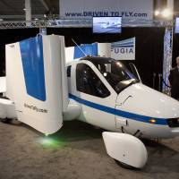 China gives flying cars a real boost