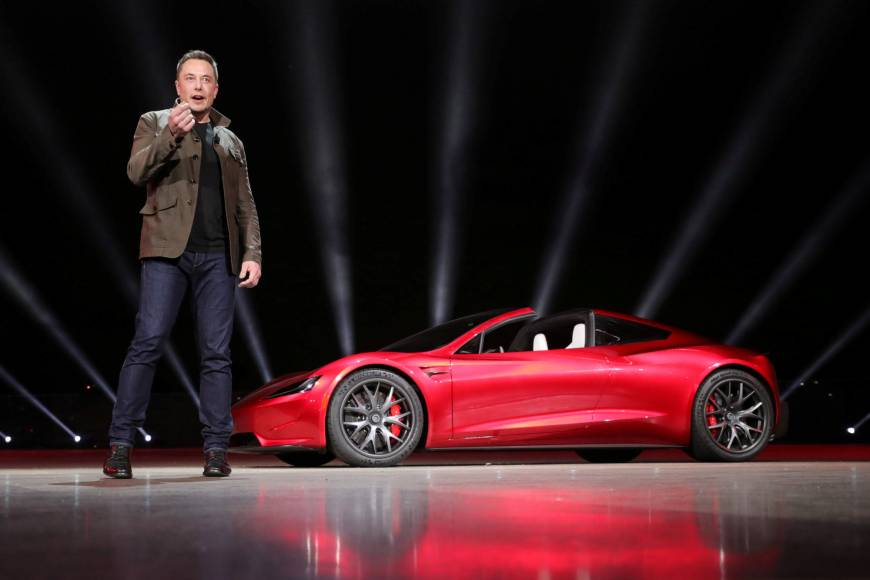 Tesla scares the rest of the auto industry