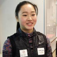 Wakaba Higuchi excited for opportunity to skate in Grand Prix Final