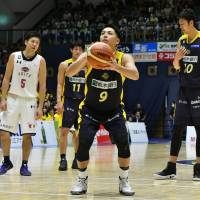 Tochigi's Yusuke Endo leads trio of free-throw sharpshooters