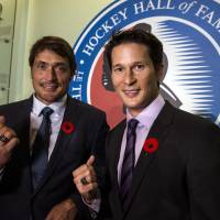New Hall of Famer Paul Kariya reflects on journey