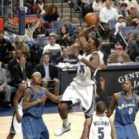 Former Memphis Grizzlies center Hasheem Thabeet, the first Tanzanian to play in the NBA, was the No. 2 pick in the 2009 NBA Draft.   JOE MURPHY / NBAE / VIA GETTY IMAGES