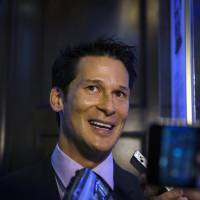 Hockey Hall of Famer Paul Kariya played in two Olympics for Canada, but missed out on the 1998 Nagano Games. | AP