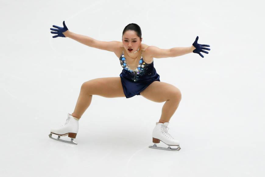 Wakaba Higuchi robbed of victory at Cup of China
