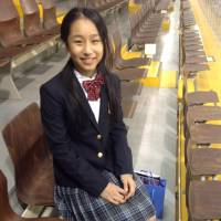 Mako Yamashita, who has earned a pair of Junior Grand Prix medals this season, is among the top contenders in the women's singles competition at the Japan Junior Championships this weekend at Gunma Ice Arena. | JACK GALLAGHER