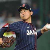 Samurai Japan southpaw Shota Imanaga baffles Taiwan batters in dazzling 12-strikeout performance