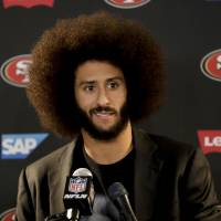 Recognized among legends Ali, Robinson, ex-QB Colin Kaepernick named GQ's 'Citizen of the Year'