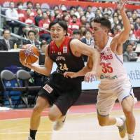 Philippines holds off Japan in spirited FIBA World Cup qualifying opener