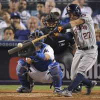 Jose Altuve, Giancarlo Stanton honored as AL, NL Most Valuable Players