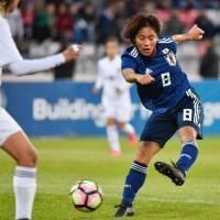 Mana Iwabuchi lifts Nadeshiko Japan past Jordan in friendly