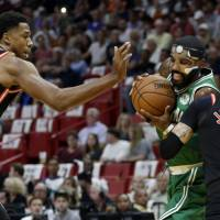Heat snap Celtics' win streak at 16