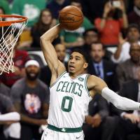 Good defense has Celtics on 12-game win streak