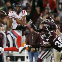 Ole Miss upsets 16th-ranked Mississippi State in Egg Bowl