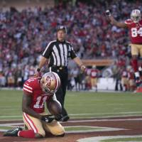 49ers receiver Marquise Goodwin hopes heartbreak of losing son can help others