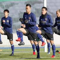 Competition heats up as Japan prepares for top-class tests