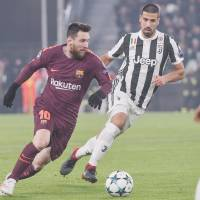 Barcelona reaches knockout stage