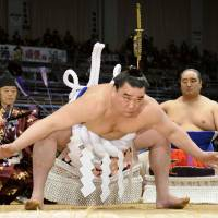 Harumafuji had with no choice but to retire