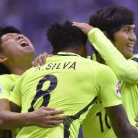 Urawa earns draw on road in first leg of Asian Champions League final